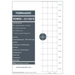 Tornado gaas RL13/120/8